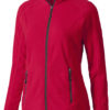 Rixford Damen Fleecejacke Elevate - rot