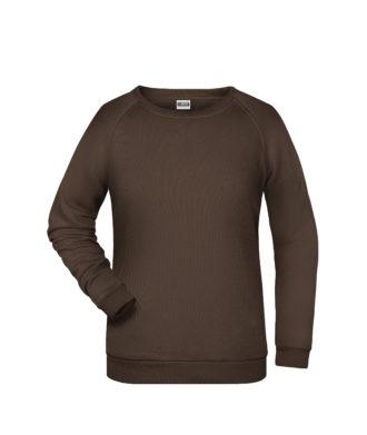 Basic Sweat James & Nicholson jn793 - brown