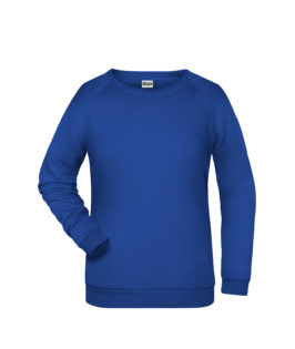 Basic Sweat James & Nicholson jn793 - dark royal