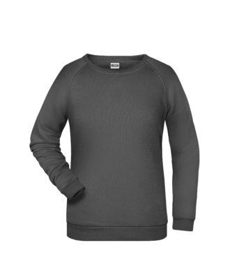 Basic Sweat James & Nicholson jn793 - graphite