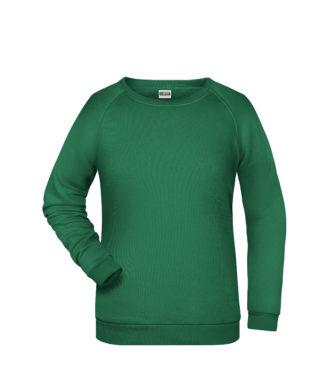 Basic Sweat James & Nicholson jn793 - irish green