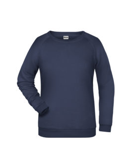 Basic Sweat James & Nicholson jn793 - navy
