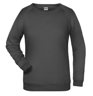 Basic Sweat James & Nicholson jn793 - graphite