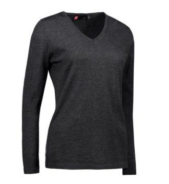 Identity Business Damen Pullover - koks meliert