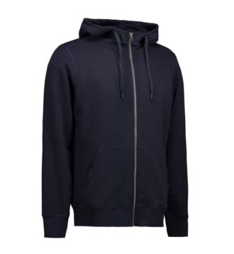 Identity Core Full Zip Hoodie - navy