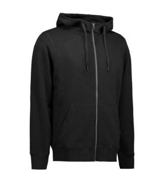 Identity Core Full Zip Hoodie - schwarz