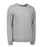 Identity Core O-Neck Sweat - grau meliert