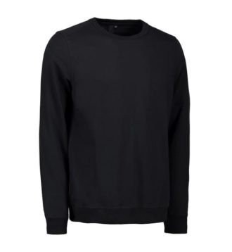Identity Core O-Neck Sweat - schwarz