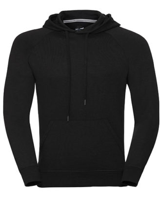 Men's HD Hooded Sweat Russell - black