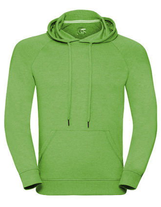 Men's HD Hooded Sweat Russell - green
