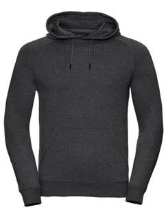 Men's HD Hooded Sweat Russell - grey
