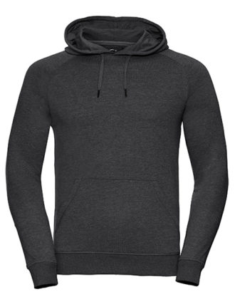 Men's HD Hooded Sweat Russell - grey