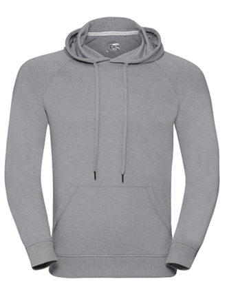 Men's HD Hooded Sweat Russell - silver