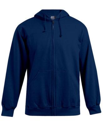 Men's Hoody Jacket Promodoro - navy