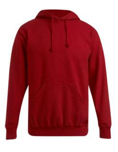 Men's Hoody Promodoro - red