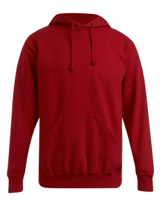 Men's Hoody Promodoro - red