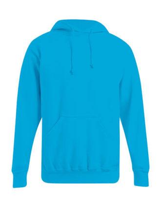 Men's Hoody Promodoro - turquoise