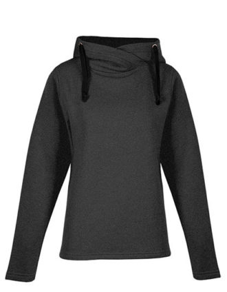 Women's Heather Hoody Promodoro - heather black