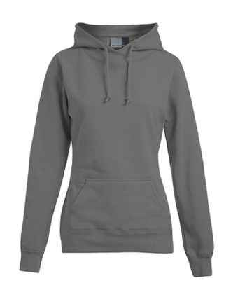 Women's Hoody Promodoro - light grey