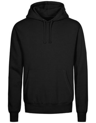 XO Hoody Sweater Men Promodoro - black