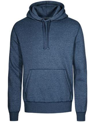 XO Hoody Sweater Men Promodoro - heather navy