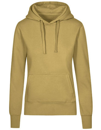 XO Hoody Sweater Women Promodoro - olive