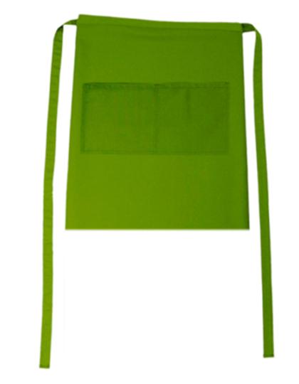 Bistroschürze Roma Bag 50 x 78 cm CG Workwear - leaf