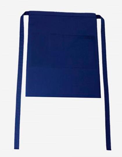 Bistroschürze Roma Bag 50 x 78 cm CG Workwear - navy
