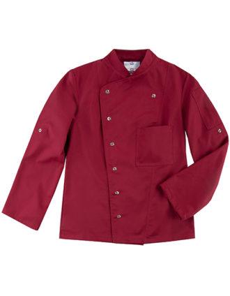 Chef's Jacket Turin Lady Classic CG Workwear - cherry
