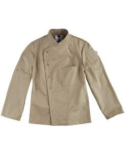 Chef's Jacket Turin Lady Classic CG Workwear - khaki