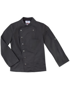 Chef's Jacket Turin Lady Classic CG Workwear - raven