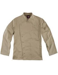 Chef's Jacket Turin Man Classic CG Workwear - khaki