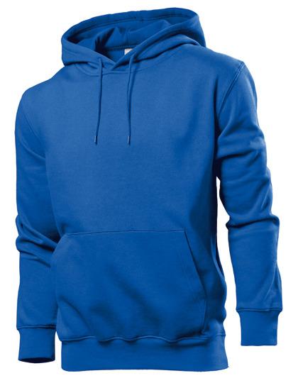 Hooded Sweatshirt Stedman - bright royal
