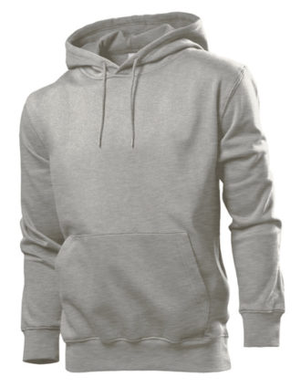 Hooded Sweatshirt Stedman - grey heather