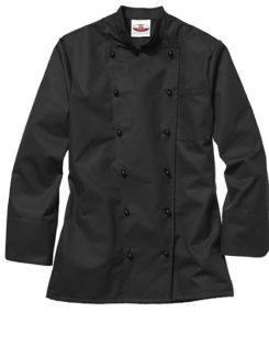 Kochjacke Rimini Man CG Workwear - black