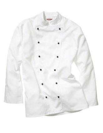 Kochjacke Rimini Man CG Workwear - white