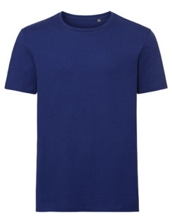 Men's Authentic Tee Pure Organic Russell - bright royal