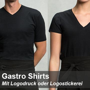 Gastrobekleidung Shirts